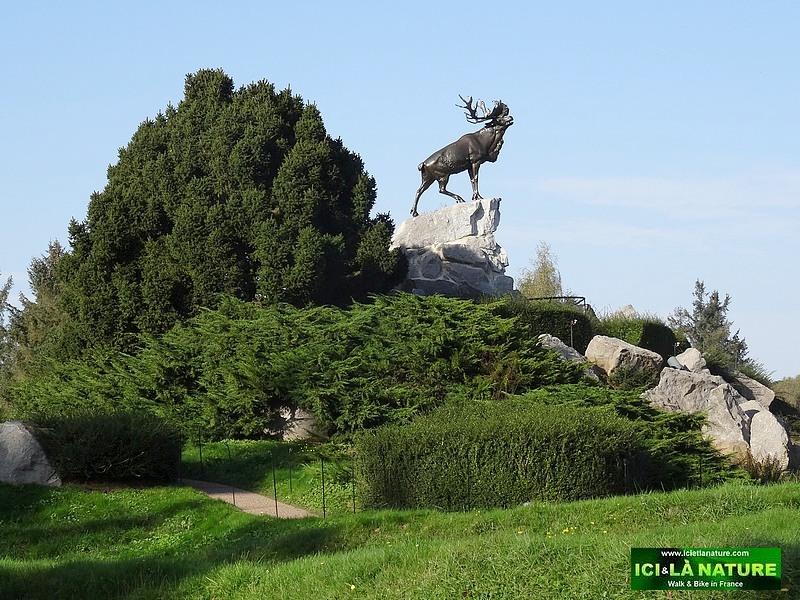 61-caribou canadian symbol first world war
