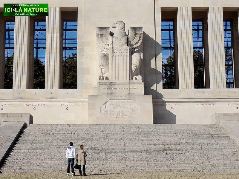 67-American monument bois belleau chateau-thierry aisne 1918