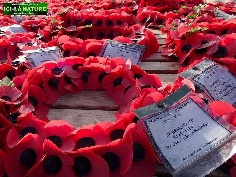 68-in memory the glory hole la boisselle great war 1914 - 1918