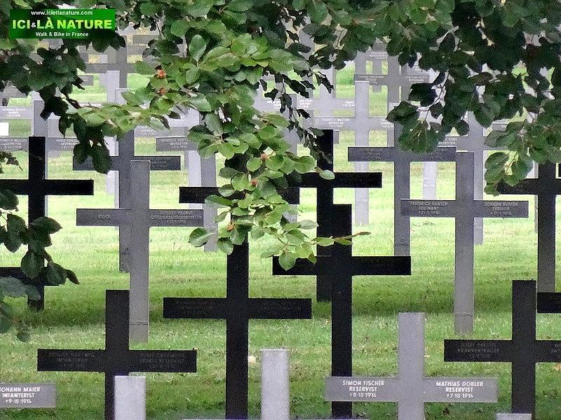 82-german military cemetery arras first world war