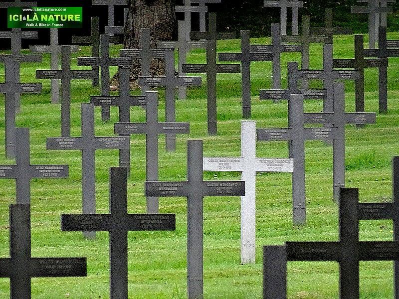 83-cimetiere militaire allemand 1ere guerre mondiale arras france