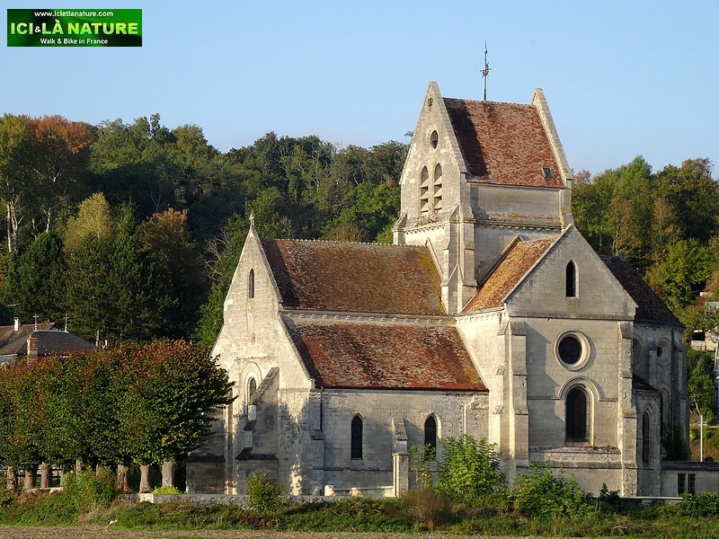 84-chemin des dames soupir church
