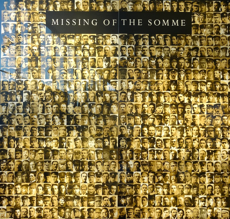 93-missing of the somme first world war