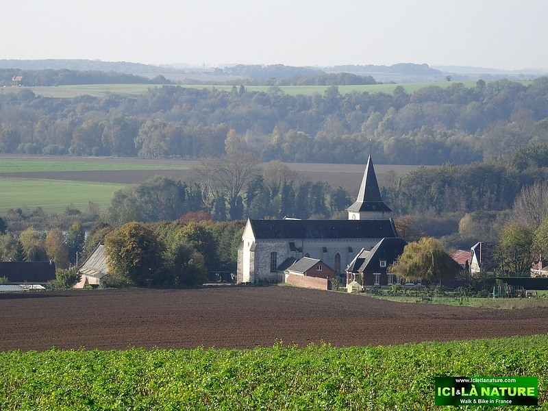 94-landscape somme battlefields toady