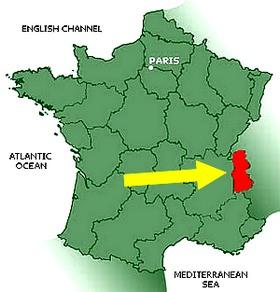 Mont Blanc France Map.France Alps The Tour Du Mont Blanc Circuit 50 Photos Ici