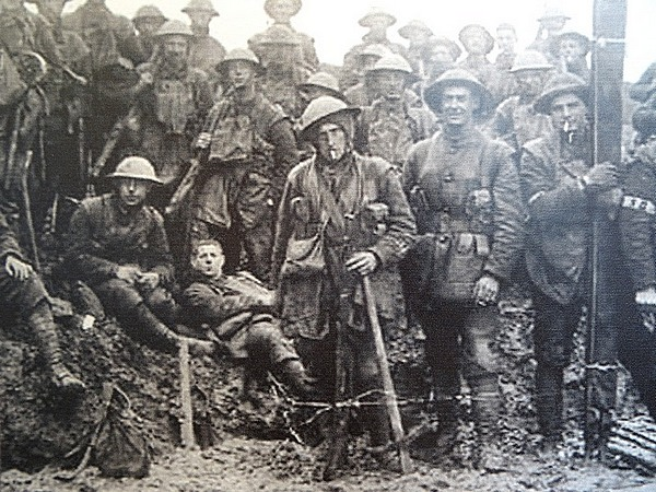 commonwealth army 1916