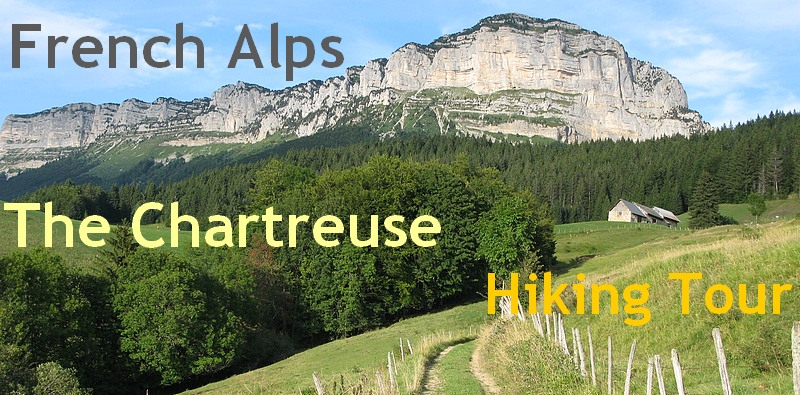 French alps mountains trip chartreuse hiking photo AlainLENFANT