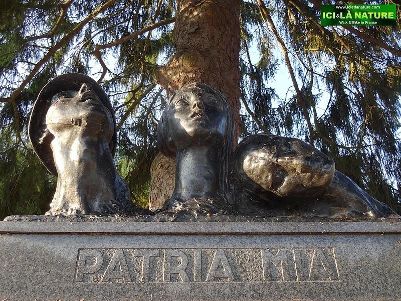 italian soldiers patria mia france 1914-1918