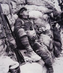let us sleep great war