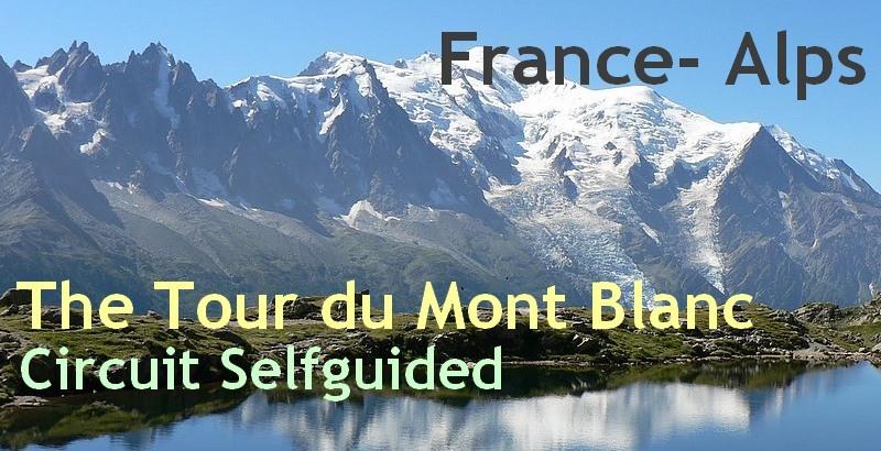 photo mountain mont blanc tour hiking circuit