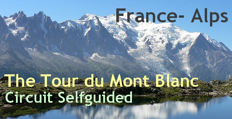 photo mountain mont blanc tour hiking circuit