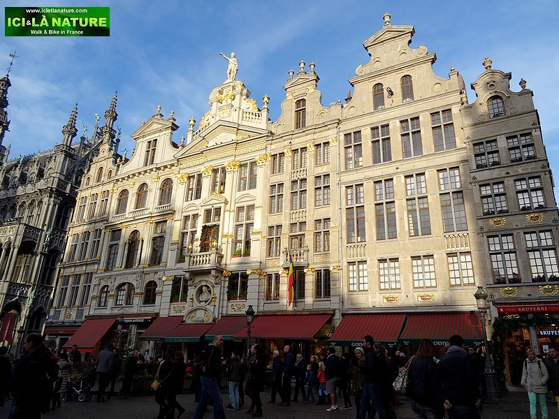 01-brussels grand place