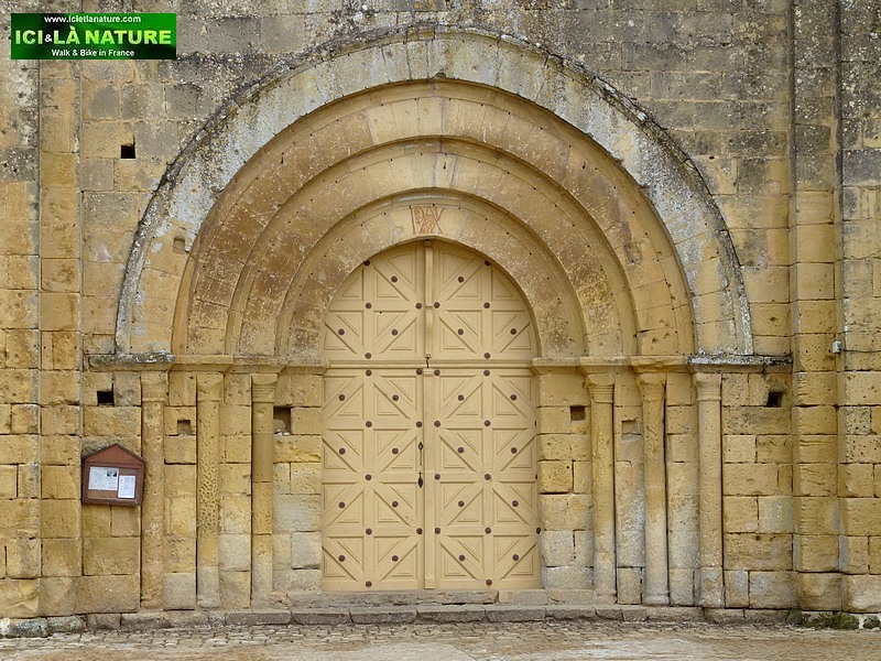 06-roman church in france