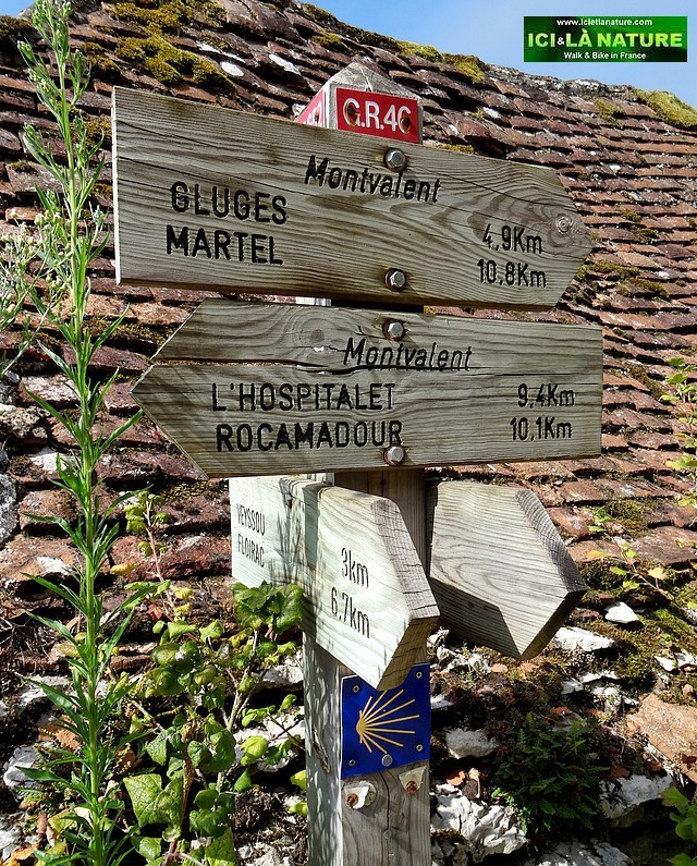 18-gr 40 rocamadour way of st james france