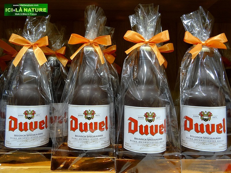 56-duvel chocolate christmas beer
