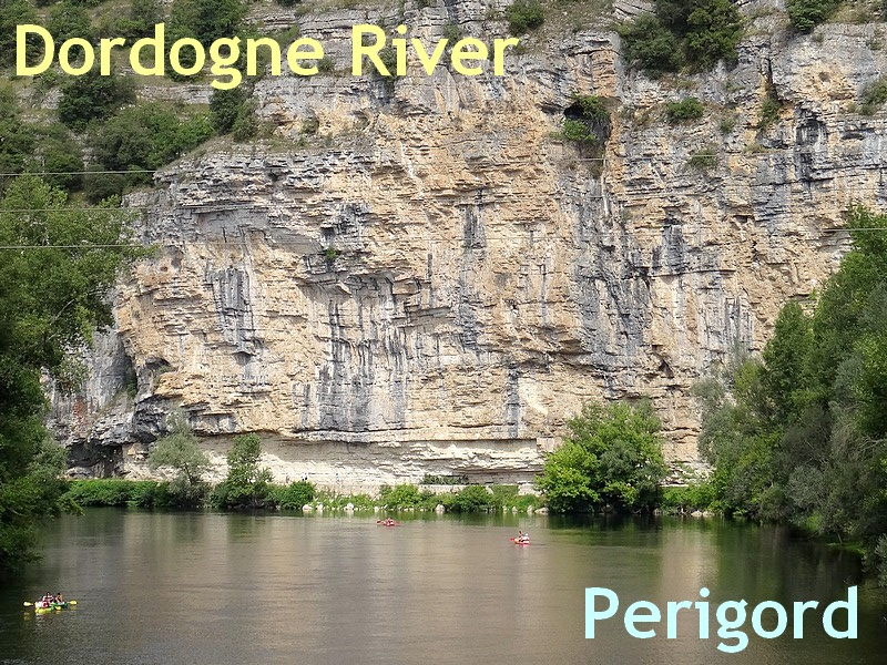 dordogne river perigord