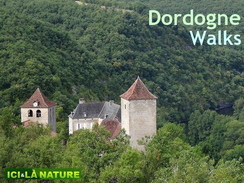 dordogne walking