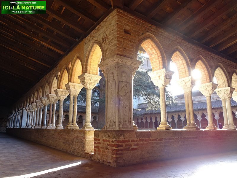 13-way of st james in france cloister-moissac