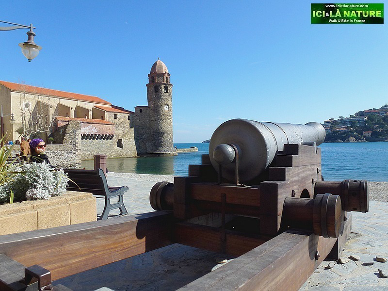 16-collioure catalonia-walking-holidays-france-spain