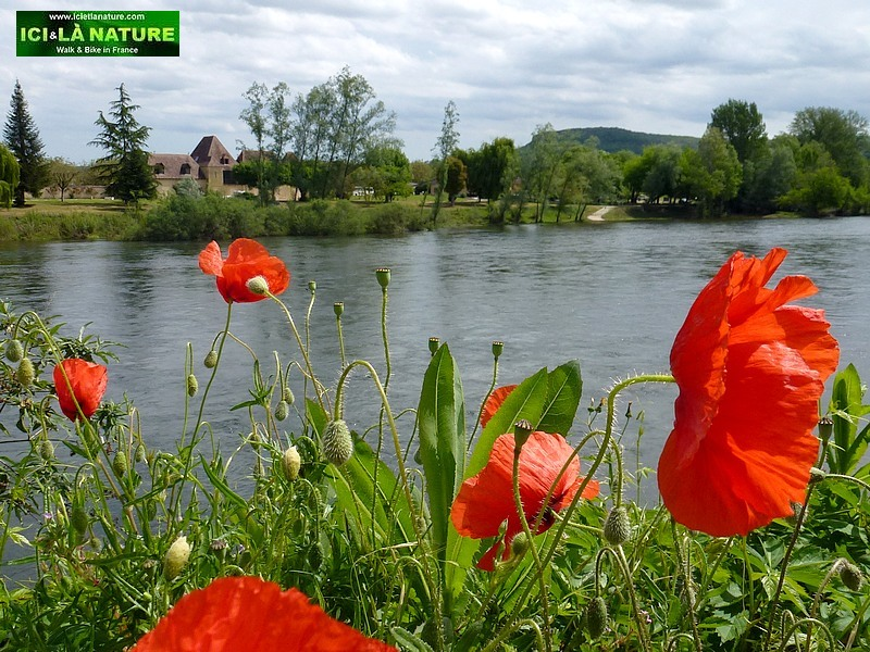 44- Cycling tour in the Perigord Dordogne valley by bike