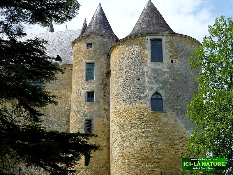 49-Dordogne Valley Bike Tour