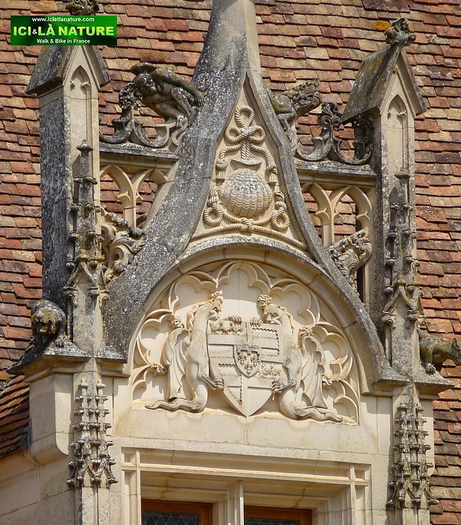 54-most beautiful castle france dordogne
