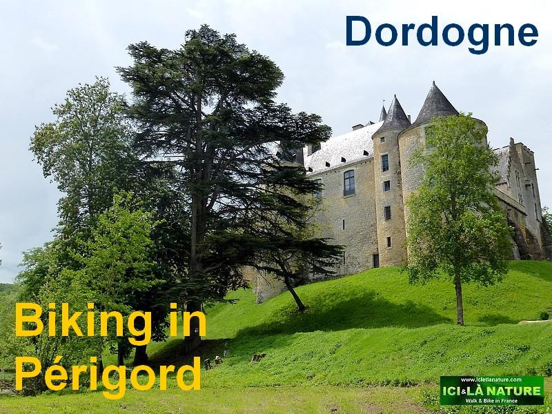 68 biking holidays in Dordogne