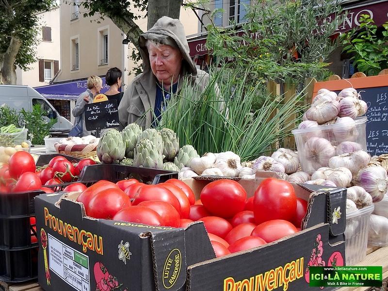 marché de provence
