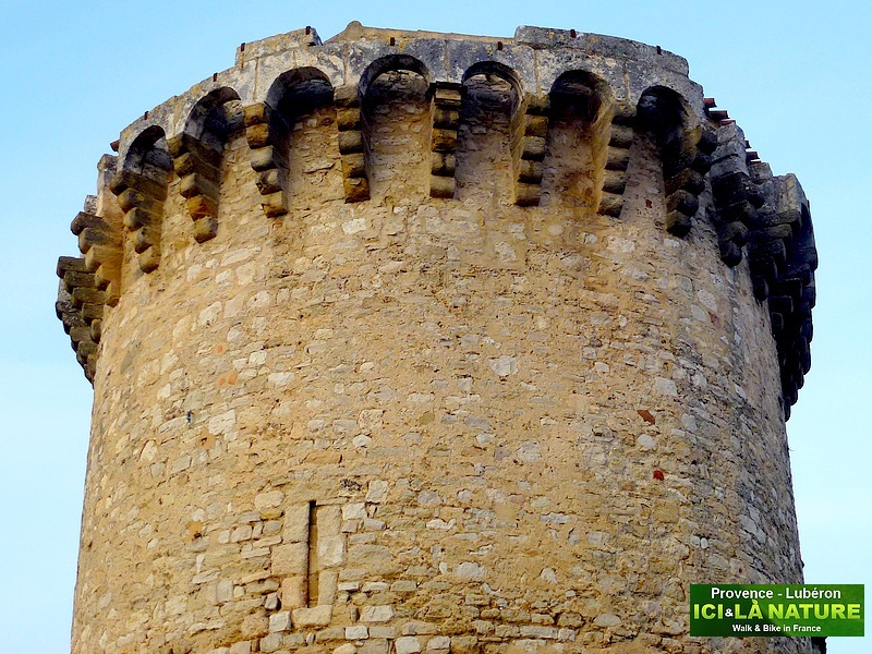 11-old tower provence france