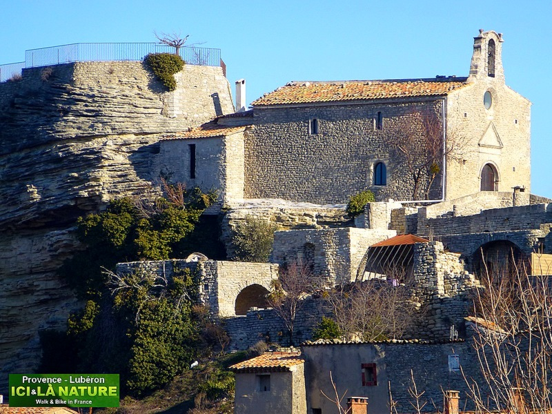 18-old chapel provence