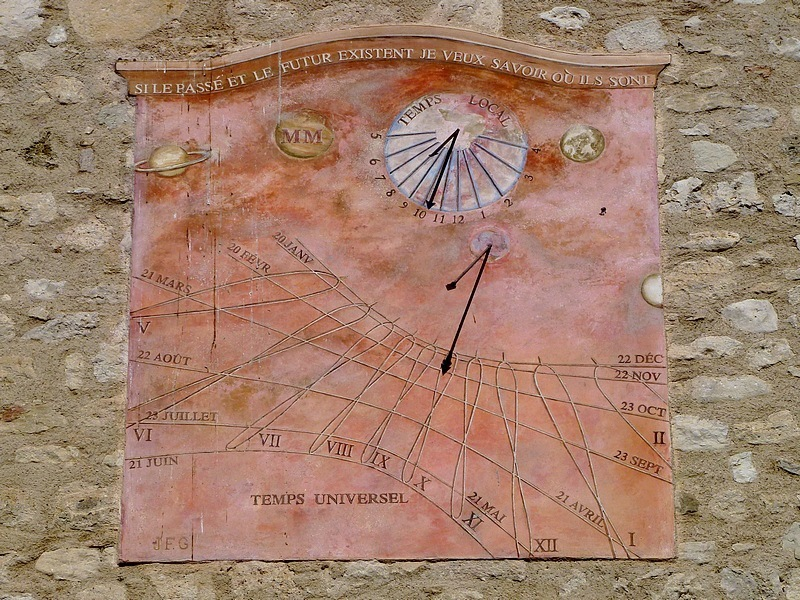 25-SUNDIAL PROVENCE