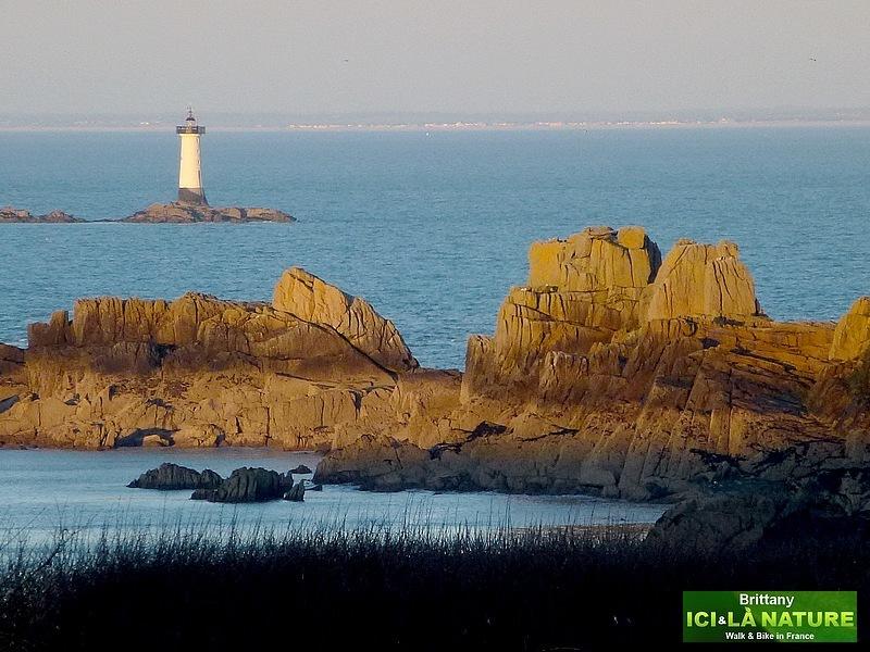29- cote bretonne coucher de soleil