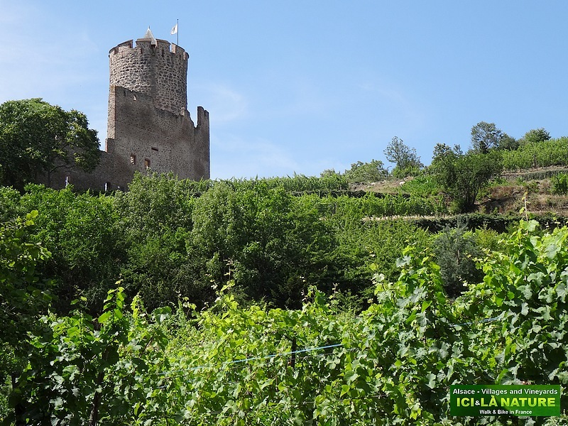 48-wher to see old castle in france
