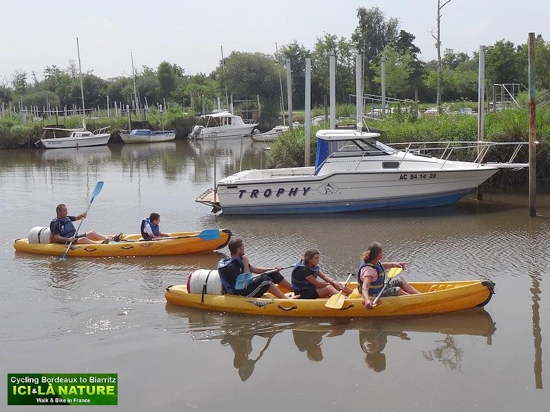 05-canoe rental arcachon