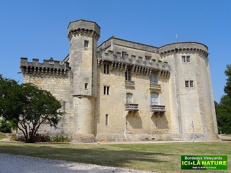 20-chateau de Lamarque bordeaux