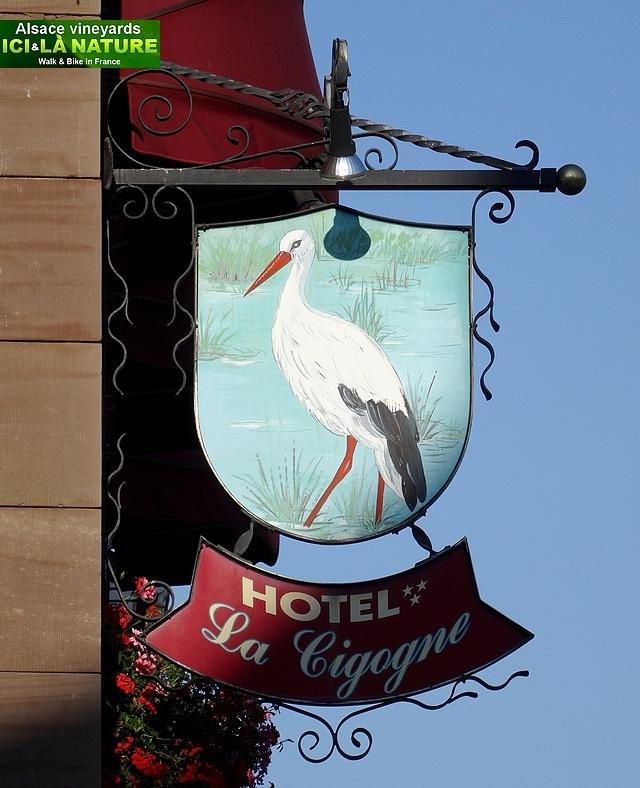 34- hotel la cigogne munster