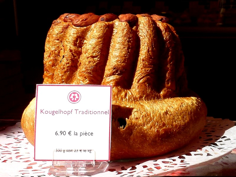 36- alsace cake kougelhopf traditionnel