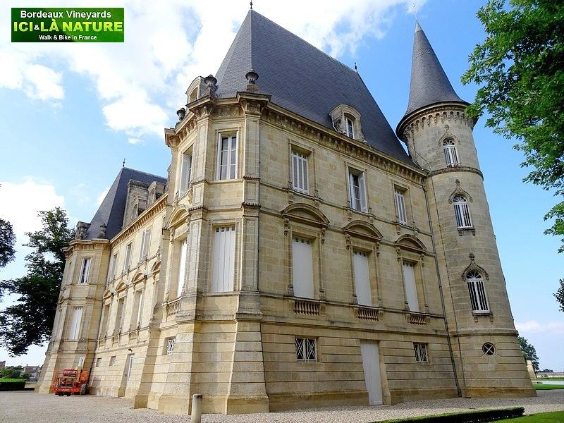 42- bordeaux Château Pichon-Longueville