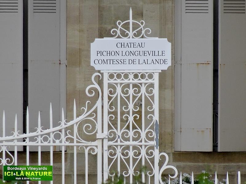 44-chateau pichon longueville comtesse de lalande