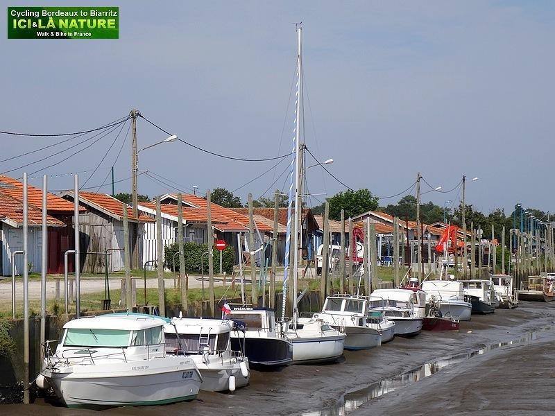 50-port audenge arcachon bassin