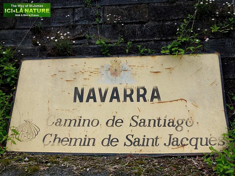 56-NAVARRA CAMINO DE SANTIAGO
