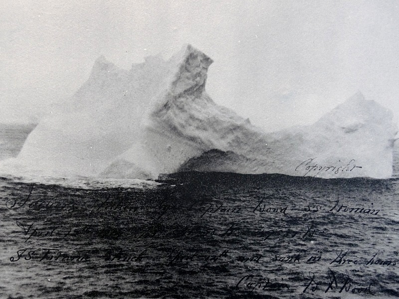 64- titanic the deadly iceberg identified