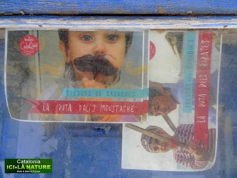 78-la routa dali' s moustache tresors de cadaques