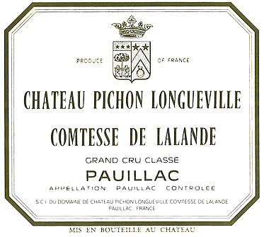 80-chateau pichon longueville comtesse de lalande