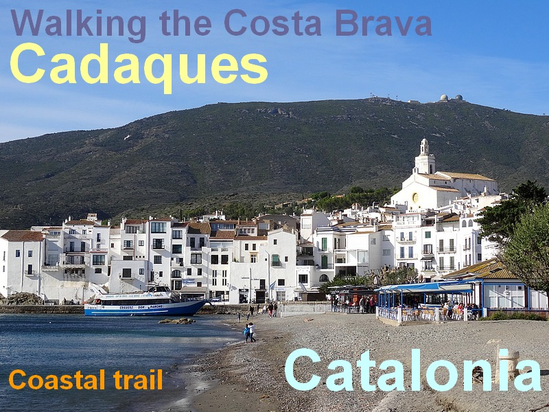walking holidays costa brava coastal trail