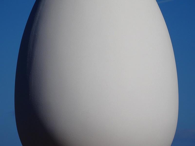20- egg oeuf dali port lligat spain