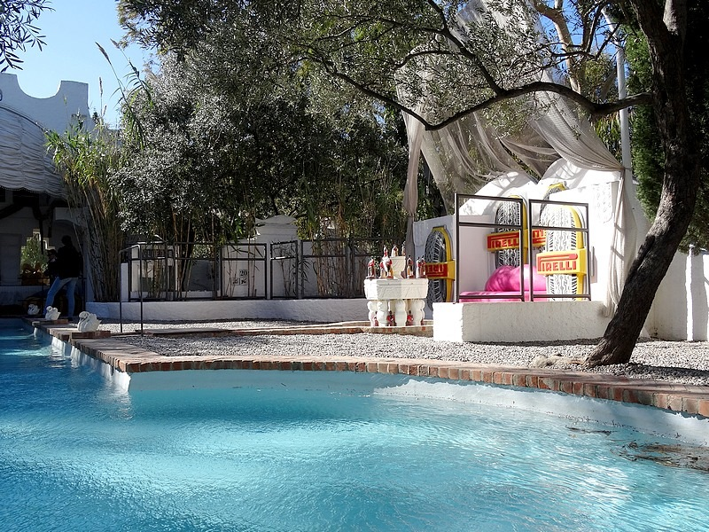 34-dali swimming- pool piscine