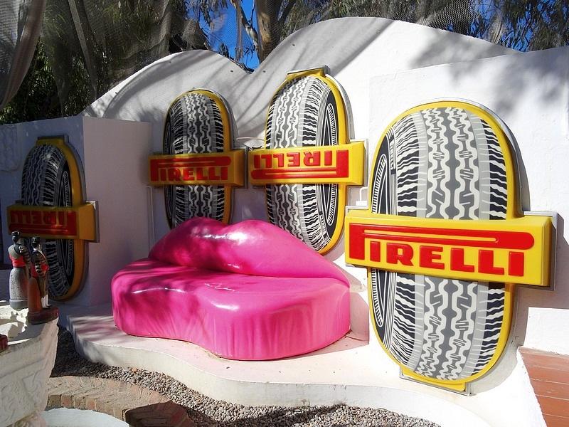 35-sculpture oeuvres de dali pirelli