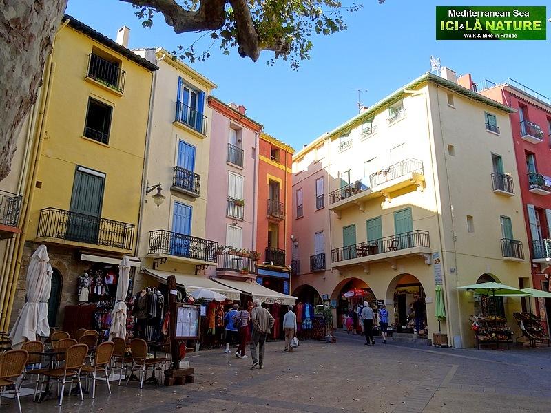 37- collioure streets