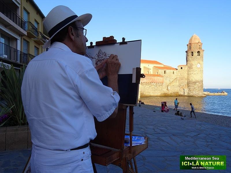 39- peintres de collioure